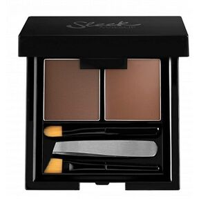 SLEEK Make Up - Набор для бровей Brow Kit Medim 821