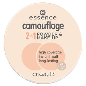 ESSENCE - Крем-пудра camouflage 2in1 powder & make-up - 40