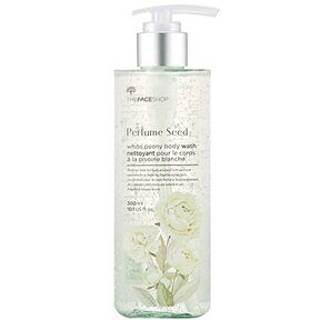 THE FACE SHOP - Гель для душа Parfume Seed White Peony Body Wash