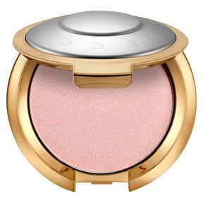 BECCA - Хайлайтер Light Chaser Perfector - Rose Quartz flashes Seashell