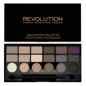 MAKEUP REVOLUTION - Палетка теней Salvation Palette - Hard Day