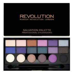 MAKEUP REVOLUTION - Палетка теней Salvation Palette - Unicorns Unite