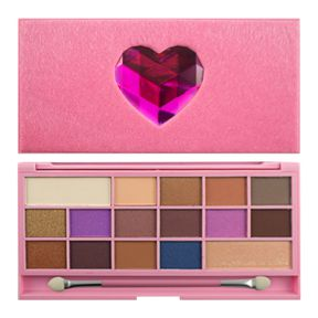MAKEUP REVOLUTION - Палетка теней Unicorn Love Palette