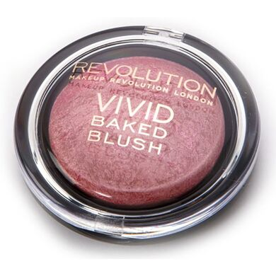 MAKEUP REVOLUTION - Румяна Baked Blushers - All I think about is you
