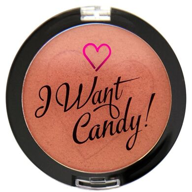 MAKEUP REVOLUTION - Румяна I Want Candy -  Love