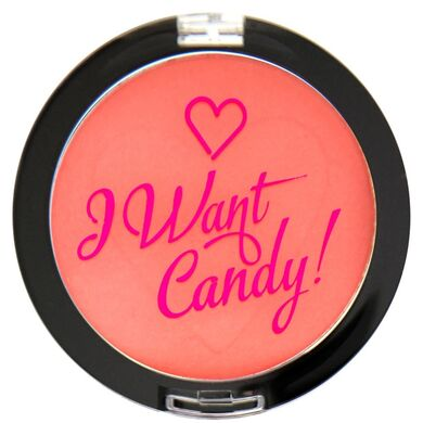 MAKEUP REVOLUTION - Румяна I Want Candy - Sugar & Spice