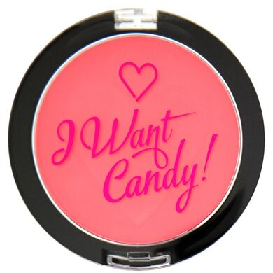 MAKEUP REVOLUTION - Румяна I Want Candy - Wow