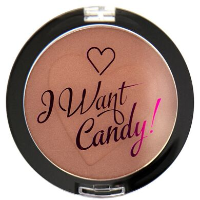 MAKEUP REVOLUTION - Румяна I Want Candy - Sunkissed
